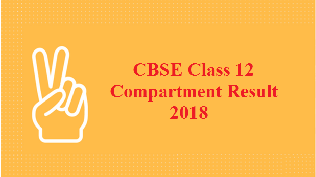 CBSE Class 12 Compartment Result 2018