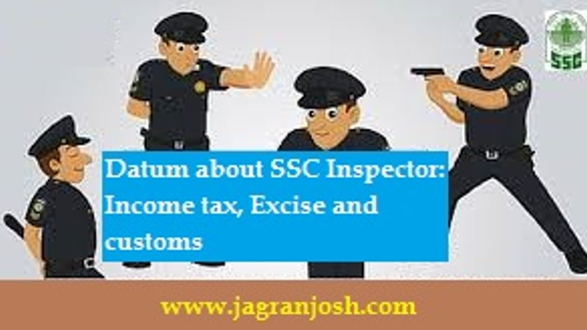 SSC CGL job profile