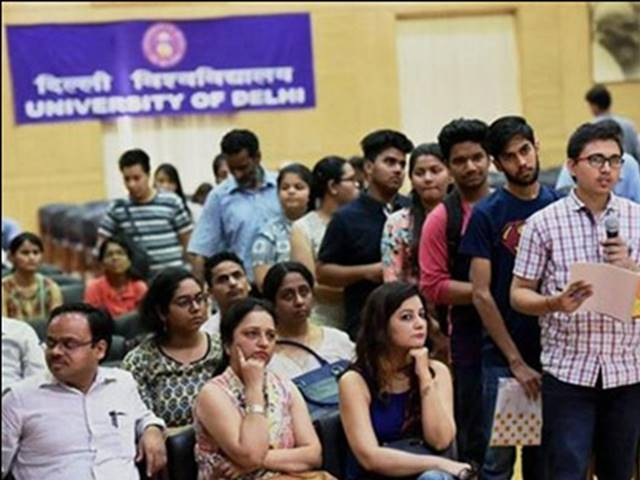 Delhi University Admissions: How to Calculate Best of Four Marks