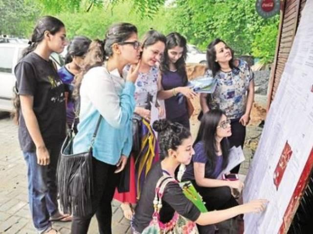 Delhi University Admission 2020 Courses, Application Cut-offs