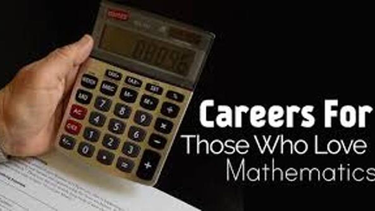Best careers for those who Love Mathematics