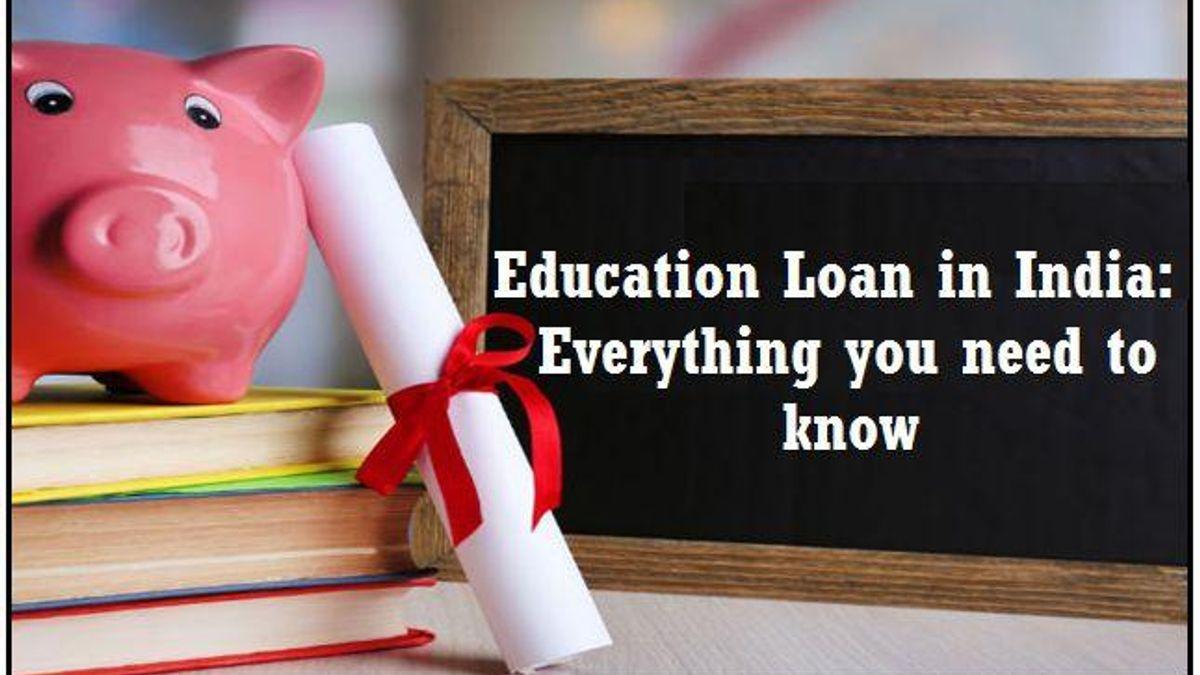 Procedure to take education loan