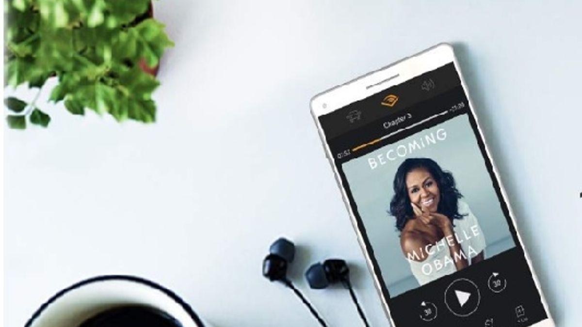 Amazon Audiobooks