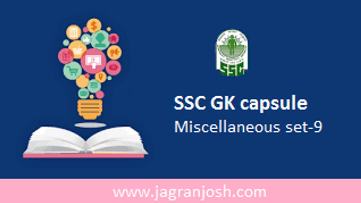 ssc gk practice