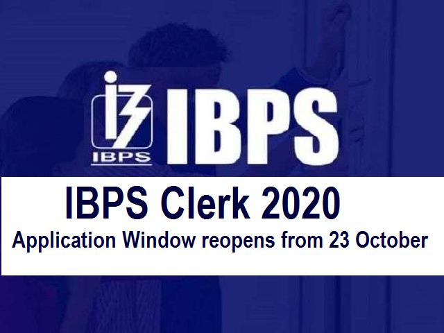 IBPS Clerk 2020