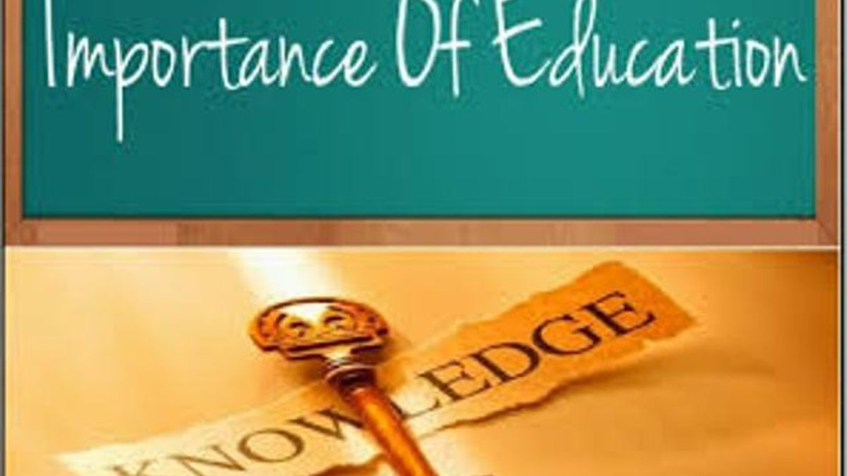 Importance of Education for Students