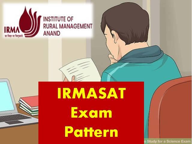 IRMA 2021 Exam Pattern