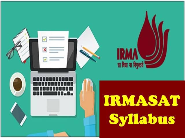 IRMA 2021 Exam Syllabus
