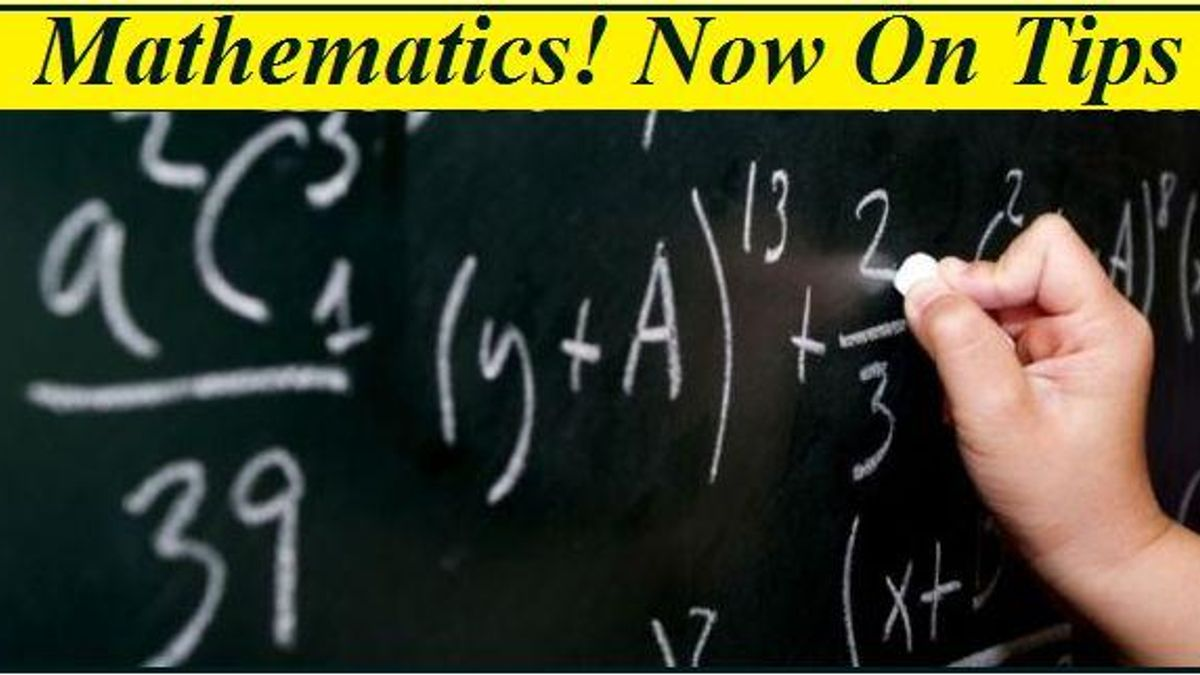 6 Effective Tips to Study Maths