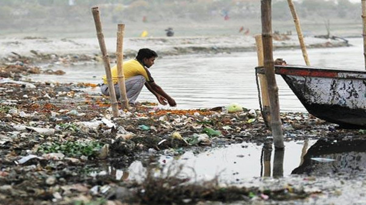 Cleaning of River Ganga: Programmes & Achievements