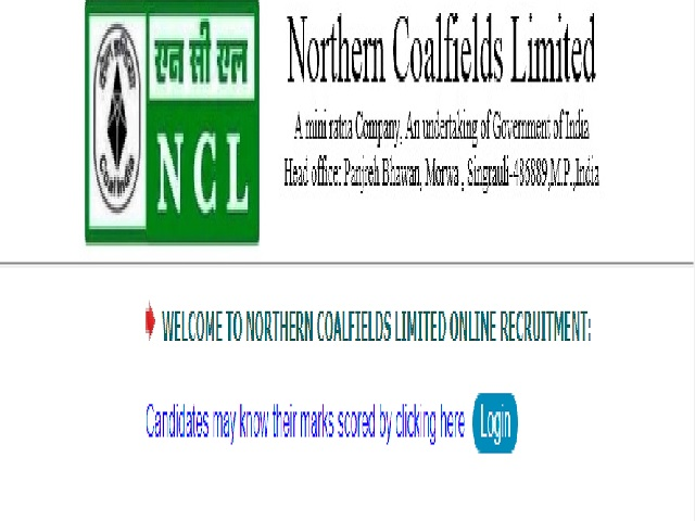 NCL Paramedical Staff Result 2020