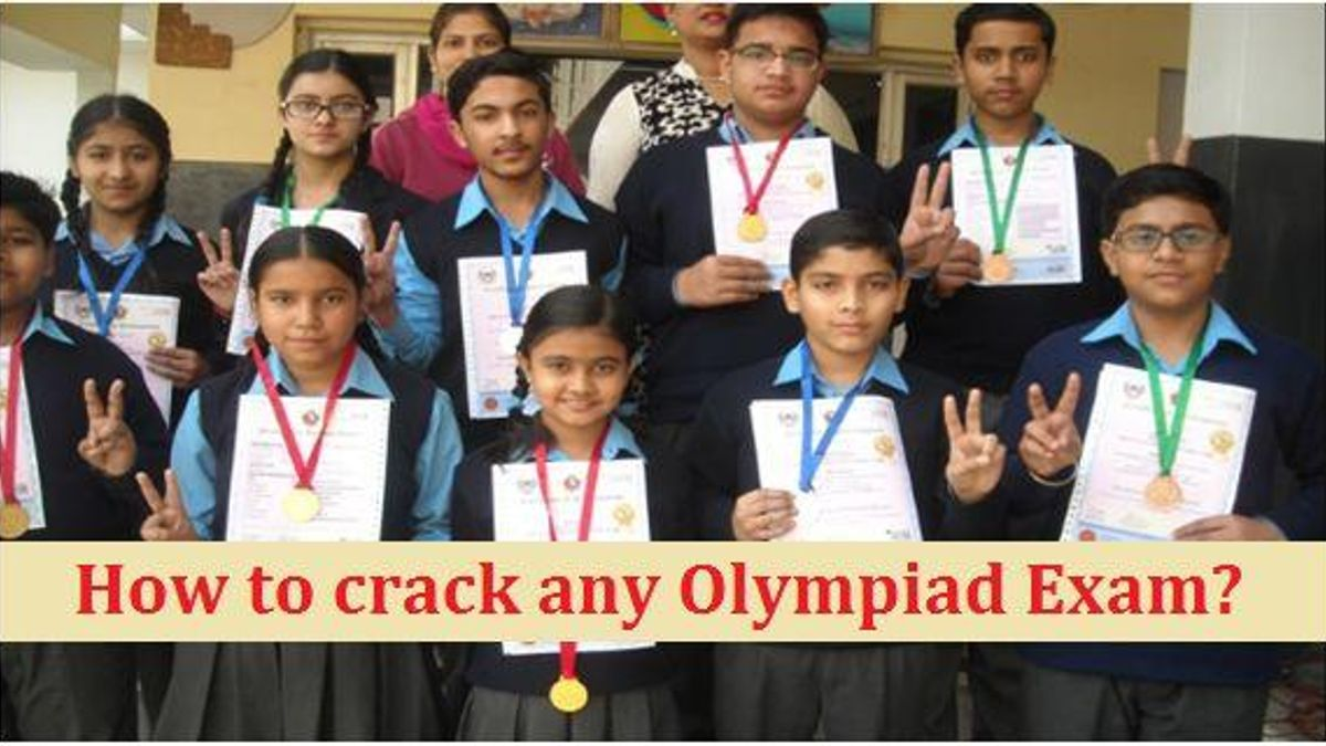 Preparation tips for Olympiad Exams