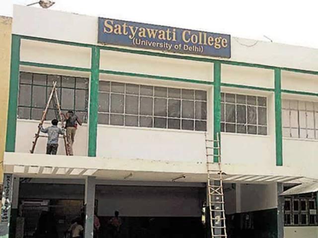Satyawati Colelge Cutoff List 2021