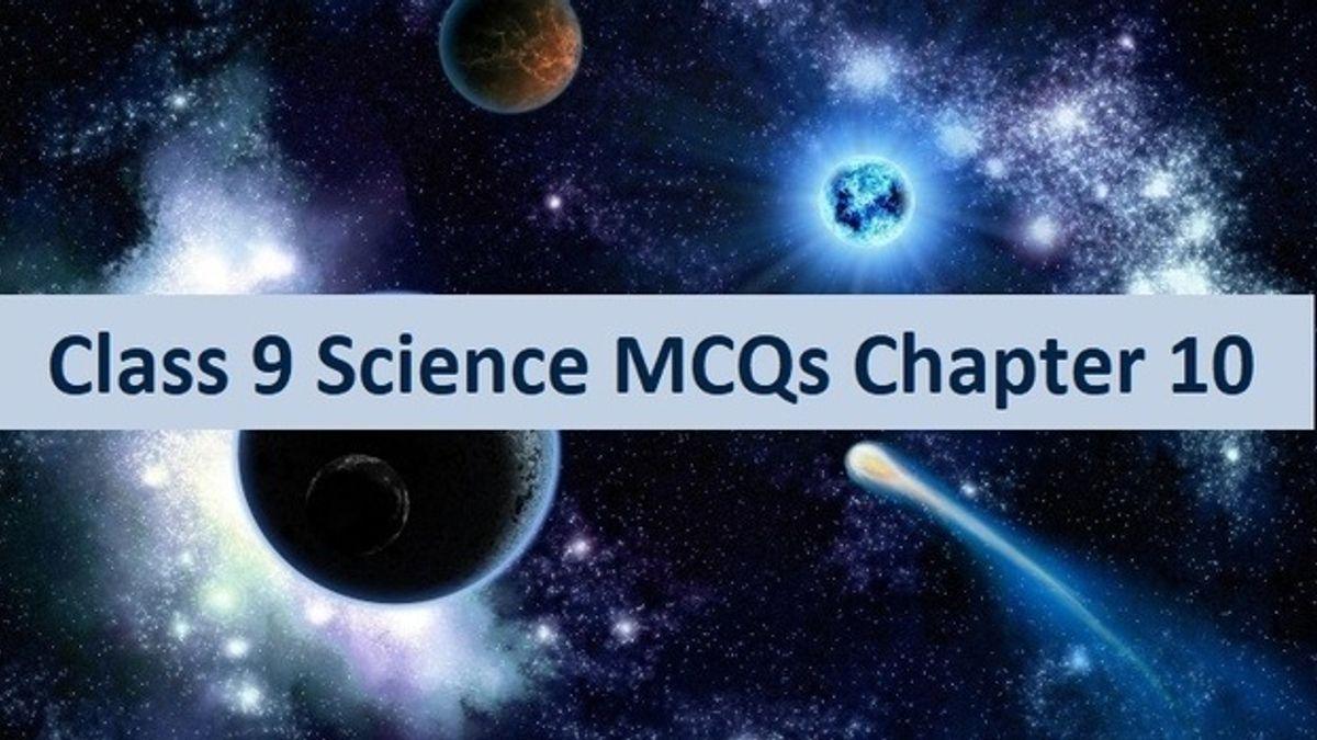 CBSE Class 9 Science MCQs Chapter 10 Gravitation