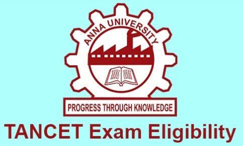 TANCET Exam Eligibility 2020