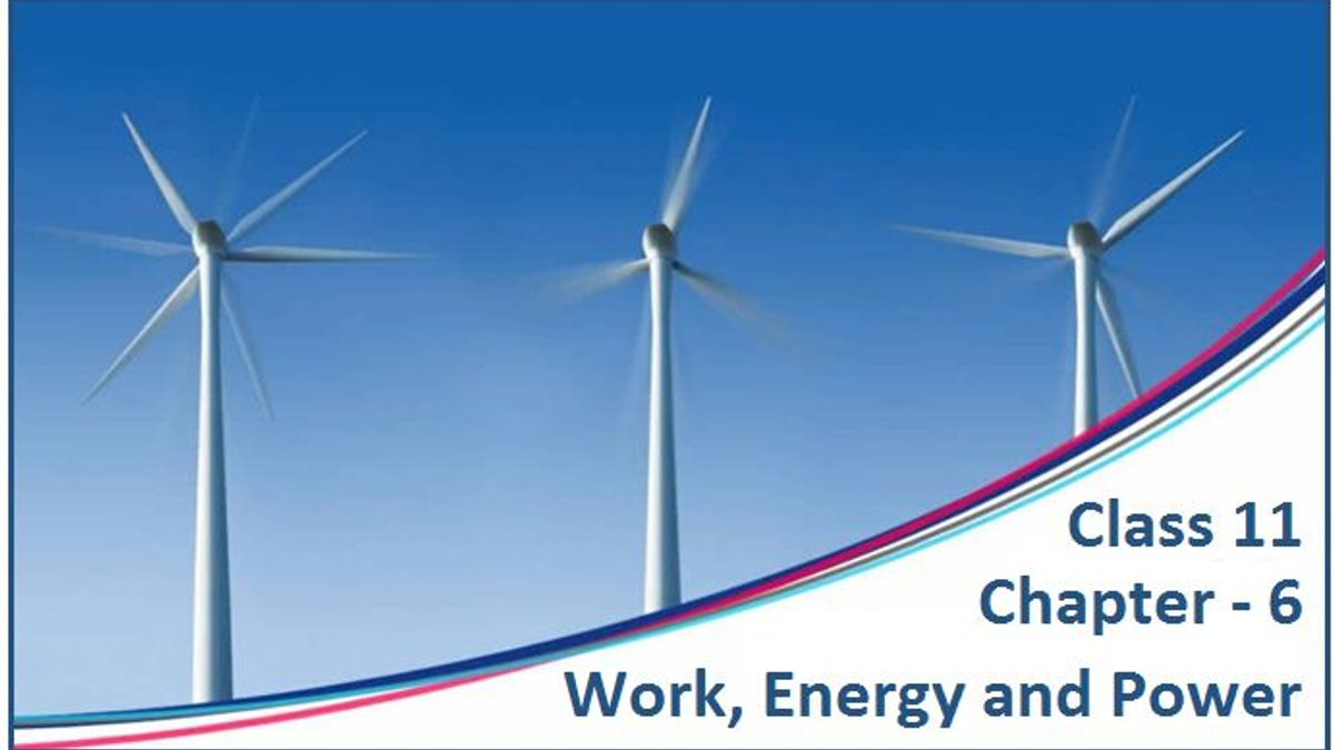 Work, Energy and Power: NCERT Solutions