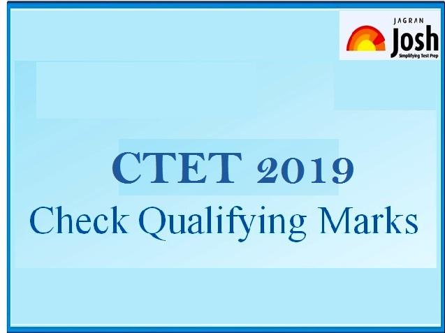 CTET Cut-off Marks 2019