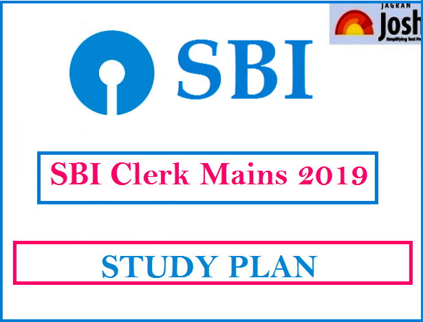 SBI Clerk Mains 2019