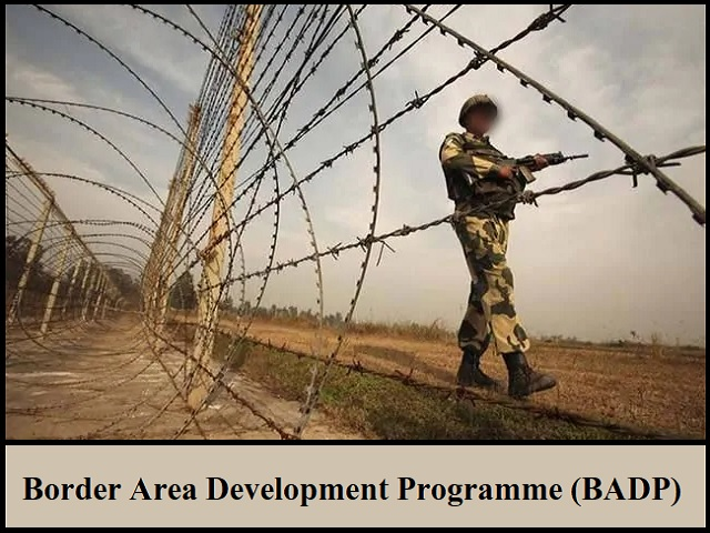 Border Area Development Programme (BADP)