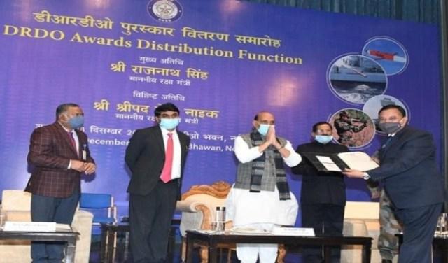 Hemant Kumar Pandey wins DRDO's Scientist of the Year award
