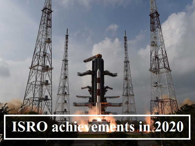 List of all the ISRO achievements in 2020