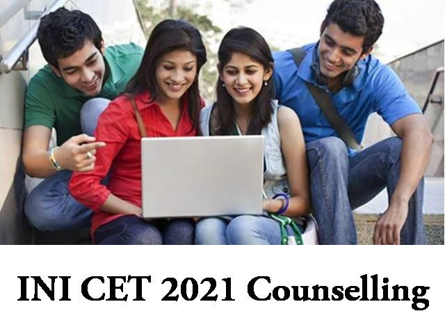 INI CET 2021 Counselling Begins by AIIMS for January Session at aiimsexams.org