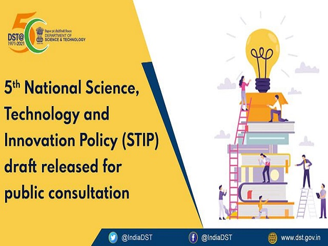 5th National Science, Technology, and Innovation Policy (STIP2020)