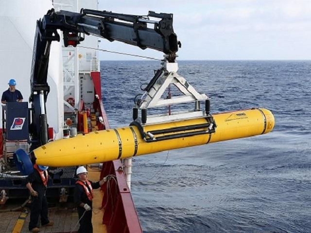 China Underwater Drone