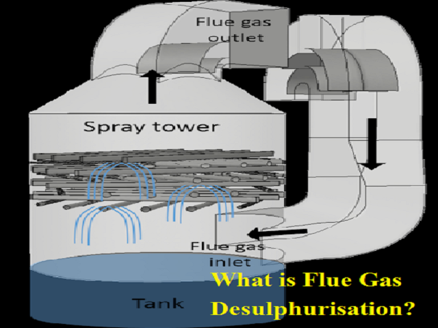 Flue Gas Desulphurisation