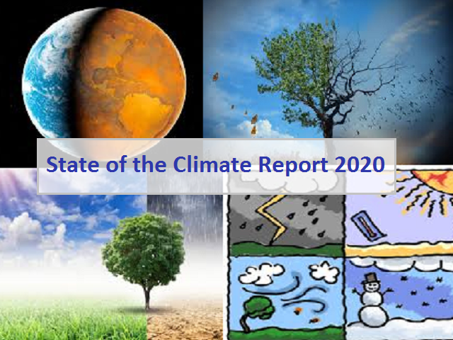 State of the Climate Report 2020