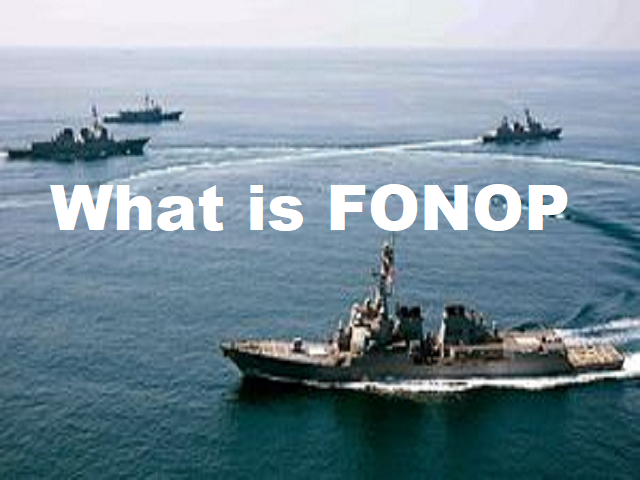 What is FONOP