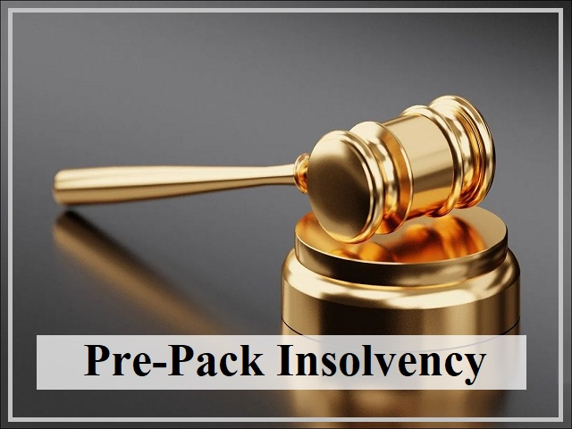 Pre-Pack Insolvency Process