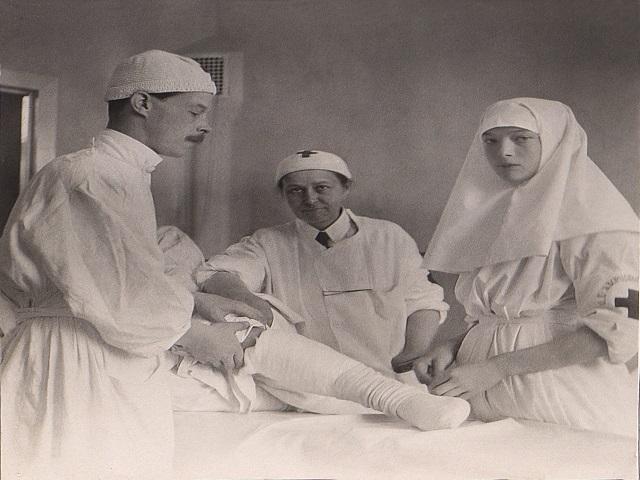 Vera Gedroits Biography