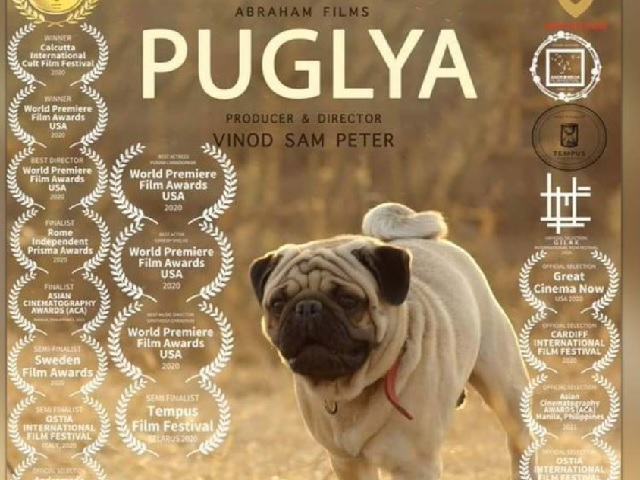 Marathi Film Puglya awarded 'Best Foreign Language Feature' at the Moscow International Film Festival 2021