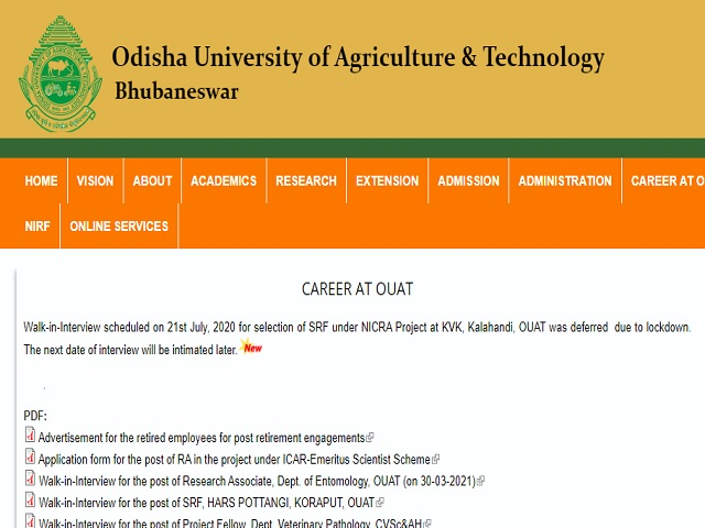 Apply 42 Office Assistant, Lab. Tech./Asst. & Other Posts