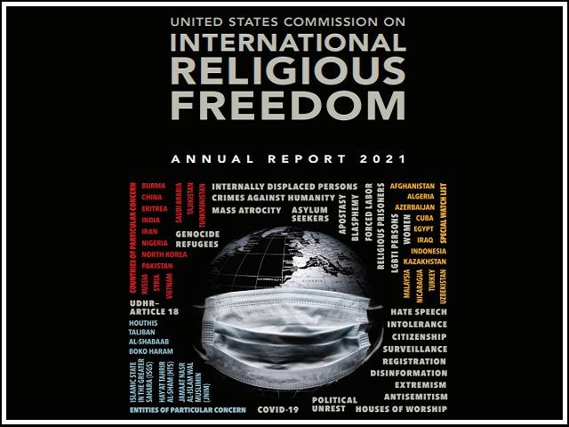 International Religious Freedom Report 2021