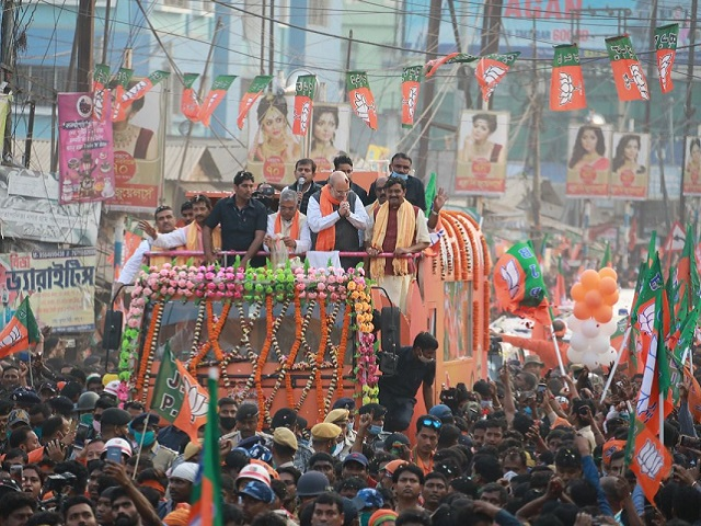 Election Rallies in West Bengal