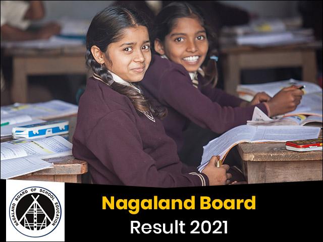 Nagaland Board Result 2021