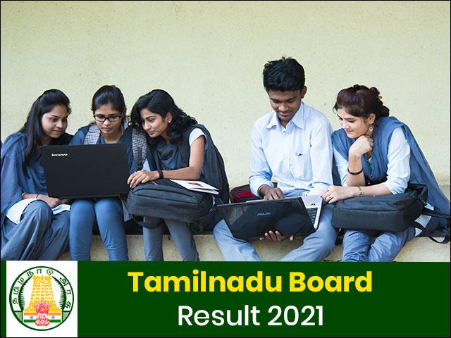 Tamilnadu Board Result 2021
