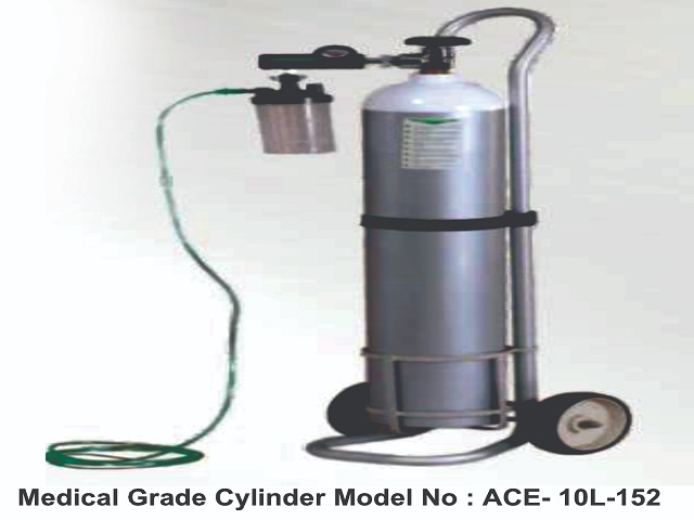 DRDO's supplemental Oxygen Delivery System
