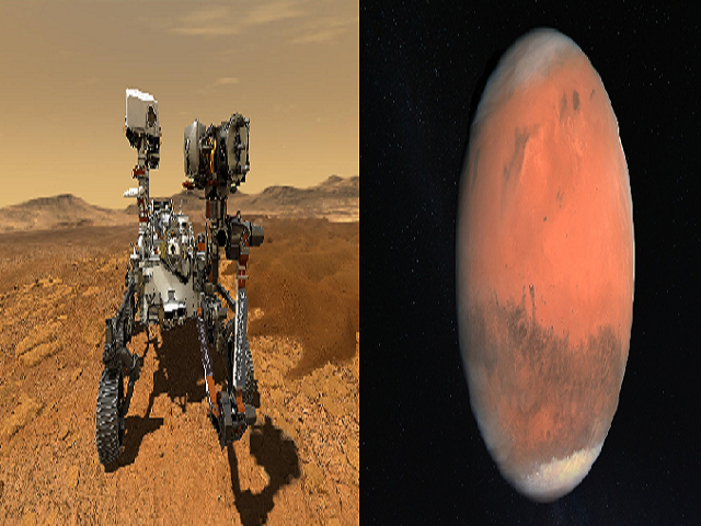 NASA's Perseverance Rover Extracts First Oxygen from Mars Planet