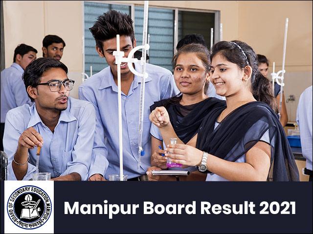Manipur Board Result 2021