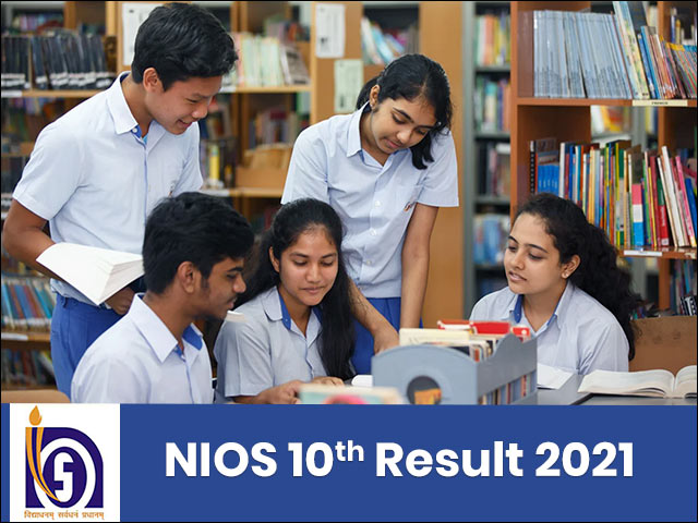 Check NIOS 10th Result 2021 Date, Open Schooling Class 10 ...
