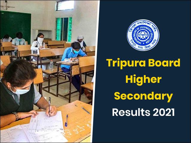 Tripura Board Higher Secondary Result 2021
