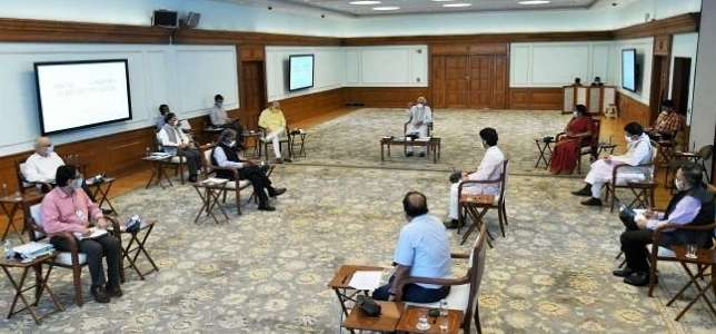 Prime Minister Modi to chair Cabinet meeting over COVID-19 situation today