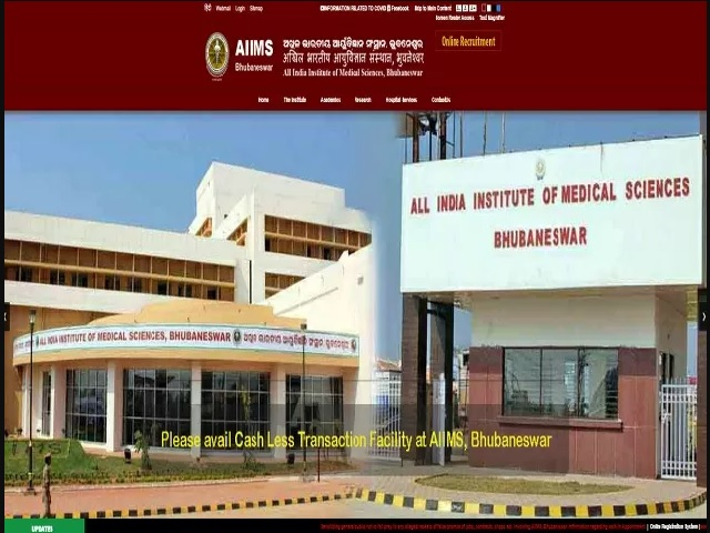 AIIMS Bhubaneswar Interview Schedule 2021 for Medical Officer and other Released @aiimsbhubaneswar.nic.in, Check Details