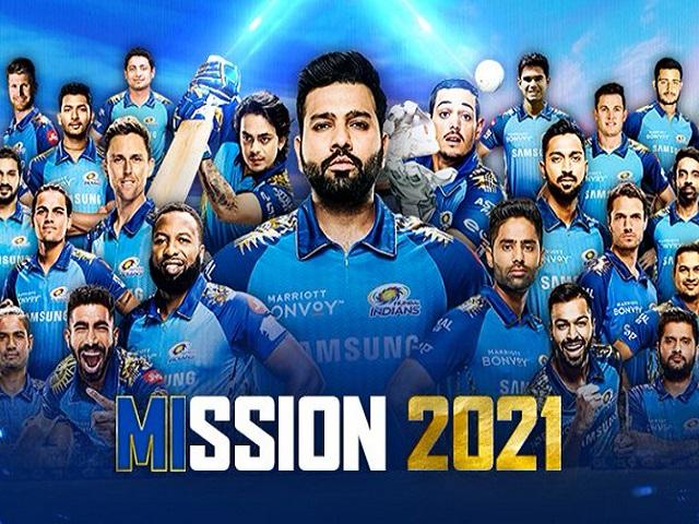 Mumbai Indians (MI) Team Profile IPL 2021: Mumbai Indians Team Squad,  Players List, Fixtures & Past Records