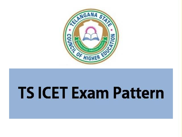 TS ICET 2021 Exam Pattern