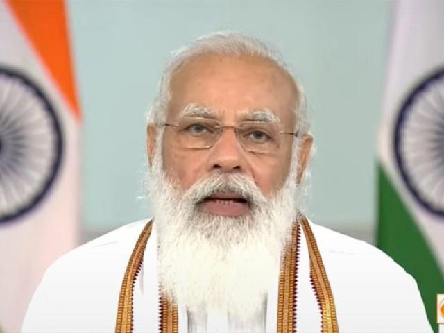 PM Modi addresses CII Meeting