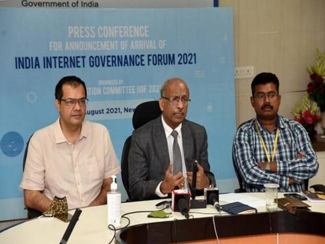 IIGF 2021 Launch Press Conference, Source: ANI